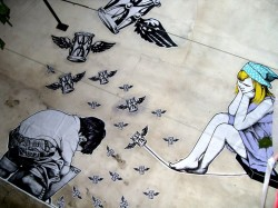 NOx street art