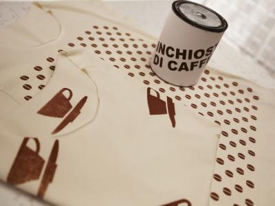 Altriluoghi Organic T-shirt Coffee